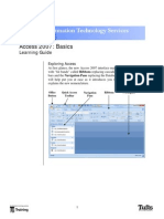MS Access 2007 Basics.pdf