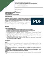 Proyecto de Catedra- Phonetics II