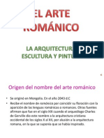 6 EL ARTE ROMÁNICO 1