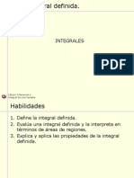 29 La Integral Definida