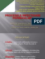Procesele infectioase perimaxilare