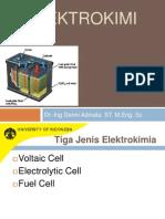 Kimia Dasar Elektrokimia
