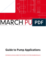 The March Pumps Guide to Industrial Pump Applications