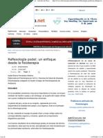 Reflexología podal_ un enfoque desde la fisioterapia - Artículo de Fisioterapia