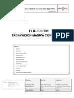 ITJGP-SST05 Excavacion Masiva