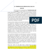 Realidades y Tendencias Del Derecho en El Siglo Xxi - Trabajo Dr Carlos Julio Arango