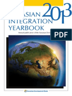 EURASIAN INTEGRATION YEARBOOK 2013