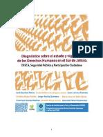 Diagnóstico sobre el estado y vigencia de los Derechos Humanos en el sur de Jalisco