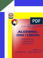 Álgebra teoría y ejercicios.