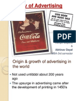 History of Indian Advertising.ppt