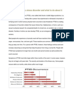posttraumatic stress disorder ptsd project