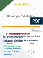 3. Hidrologia Estadistica-parametros Estadisticos