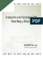 Atm Fame Relay Ethernet