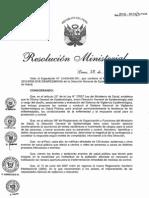 resolucion epidemiologica vigilancxia