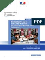 CGSP Rapport Etudiants Etrangers