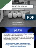 1. INSTALACIÓN DE GAS