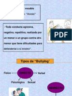 Bullyng Para Examen