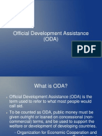 What is Official Development Assistance?