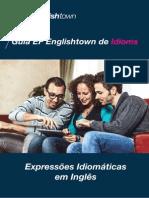 Englishtown Guia Expressões Idiomáticas em inglês