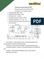 Microprocesoarele Firmei INTEL