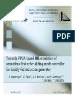 FPGA based HIL emulation for SensorLess  - 2010- Universidad-del-Pais-Vasco.pdf