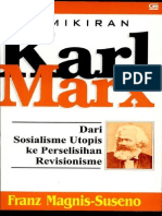 231 Pemikiran Karl Marx- Dari Sosialisme Utopis Ke Perselisihan Revisionisme by Franz Magnis-Suseno WWW.ebooKKRISTIANI.marsELLOGINTING.com