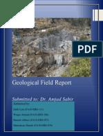 Geological Field Report_granite cutting anf phosphate  mining.pdf