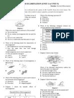 IT Sci Y5 Mid-Term Examination