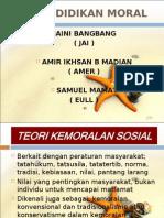 TEORI KEMORALAN SOSIAL1
