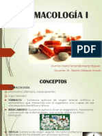Farmacología I