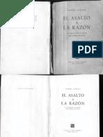 Lukacs. El asalto a la Razón..pdf