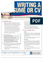 V16 Event 63 Resume Help