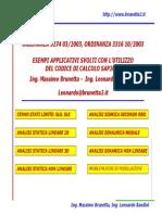 Analisi Dinamica Con SAp2000