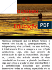 Rousseau e educação