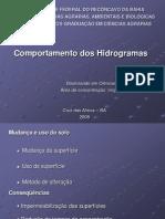 apresentação HIDROLOGIA