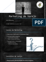 Slide Marketing de Varejo