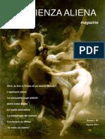 Coscienza Aliena Magazine Numero 00 Agosto 2011 - Copia