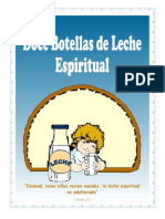 12 Botellas de Leche