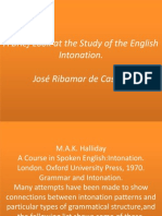 A Brief Look at the Study of the English