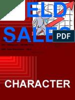 Sales Field