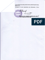 Surat Laporan BKD-2
