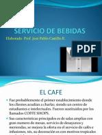 Tecnicas de Servicio. Bar