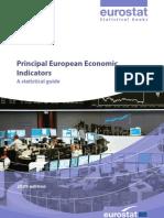 Eurostatistics-principal European Economic Indicators-A Statistical Guide - 2009