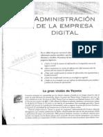 Administración de la empresa digital Cap 1