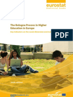 Eurostatistics-The Bologna Process in Higher Education-2009 Ed