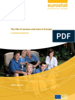 Eurostatistics-The Life of Women and Men in Europe-2008 Ed