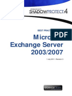 BP000002 Microsoft Exchange Server 2003-2007