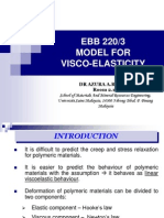 3.Model Visco-elasticity.ppt