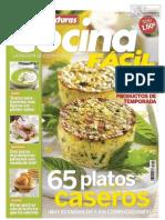 Revista Cocina | Revista Cocina Facil Febrero 2013