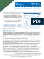 OCHA Typhoon Haiyan Situation Report Nov. 14